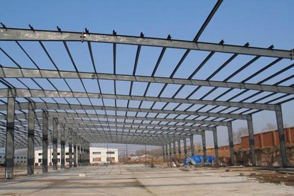 在宁夏单层钢结构厂房都有哪些特点