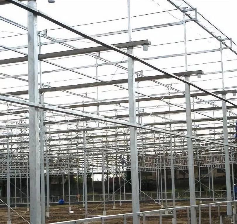 在钢结构厂房中,有哪些优点可以接受?