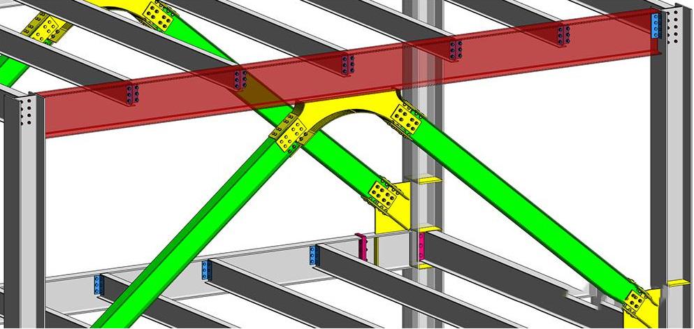 在银川钢结构的连接节点都有什么规定?看完你就知道了!