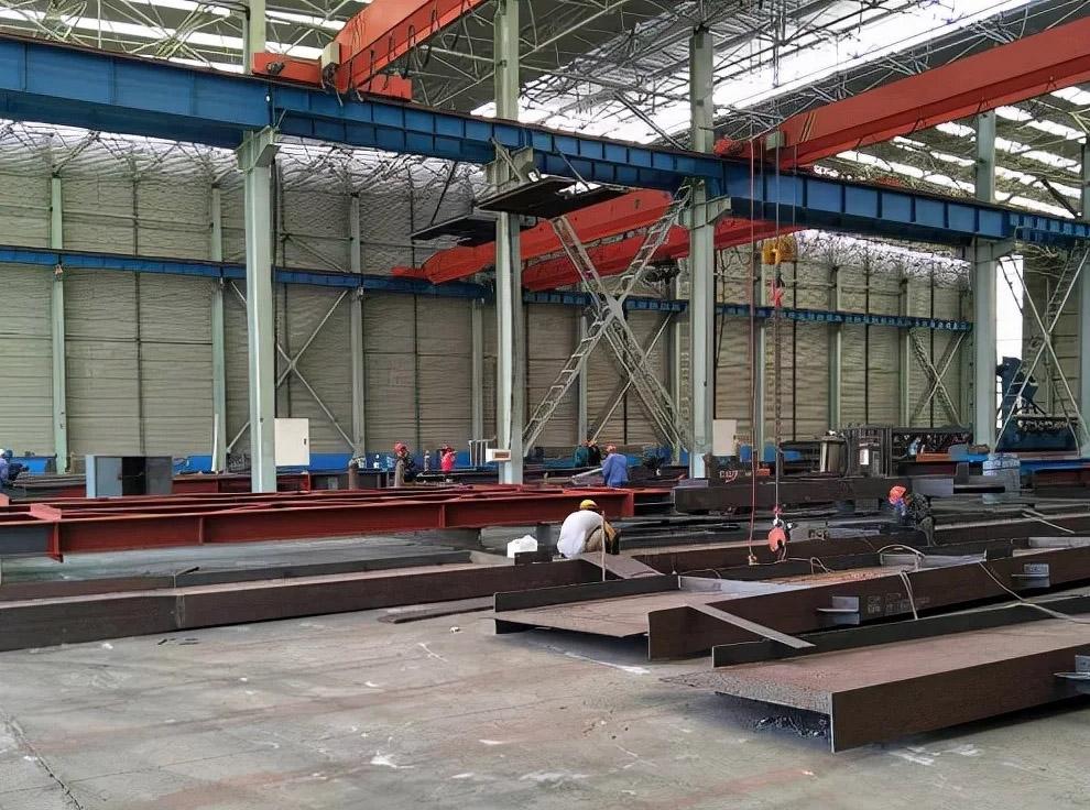 银川钢结构厂家整体经营状况怎么样?如何打破旧习惯,寻求新的发展?