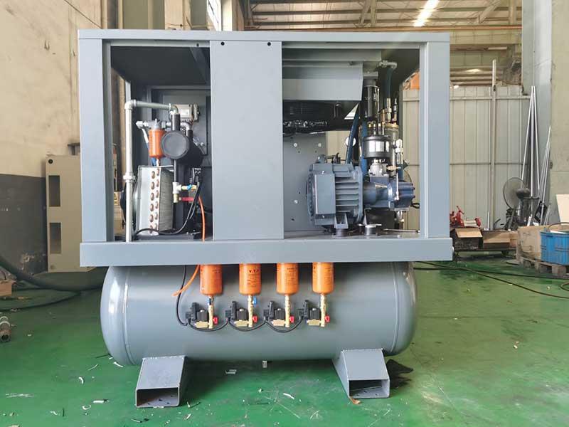 内蒙古无油空压机