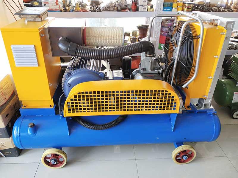 螺杆式空压机维修的五个重要方面