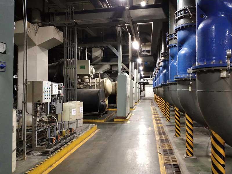 蒙浩致力于为市场提供空气压缩机的全方位一站式服务