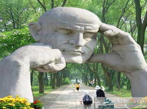 分享四川雕塑艺术,丰盈艺术品味!学习70艺术家富有拙扑的精神气质