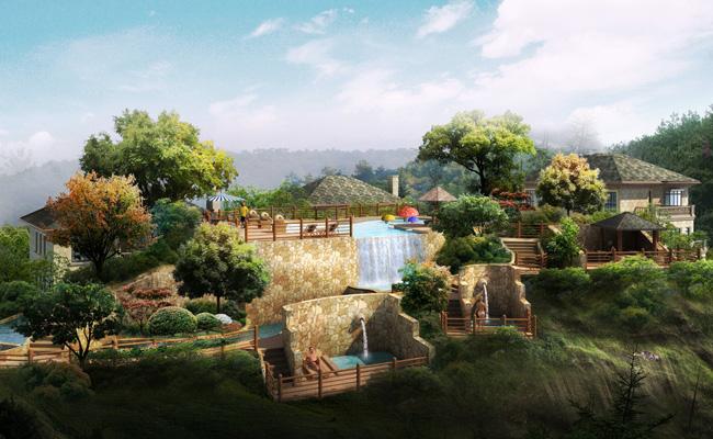 如何设计专业的四川塑石假山工程?