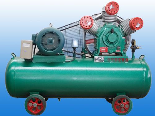 成都塑石门头施工设备:空压机
