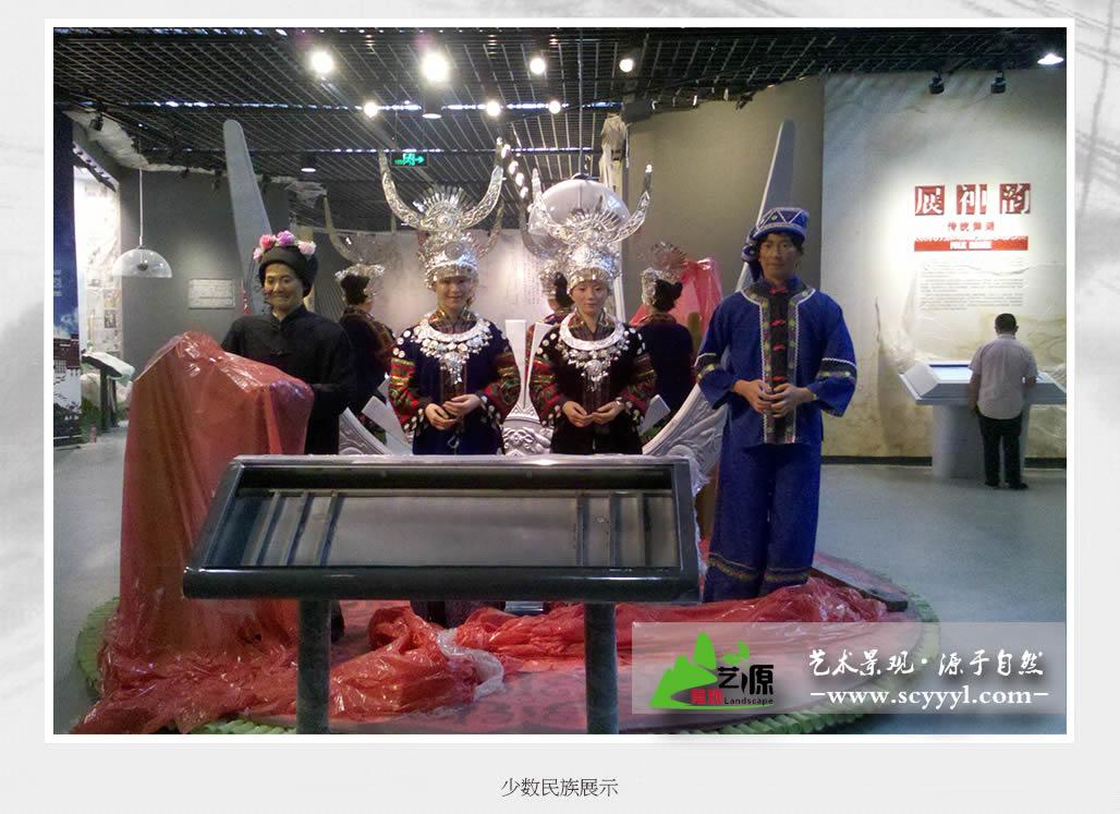 四川假山雕塑价格