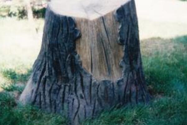 四川仿木假树施工