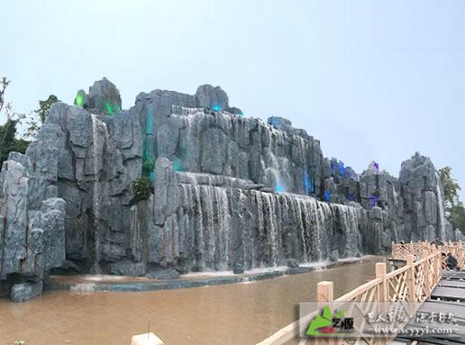 金堂县毗河沿岸景观工程