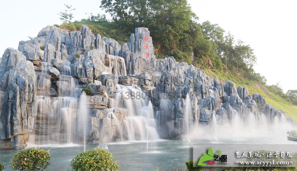 如何保障四川塑石假山的施工质量?