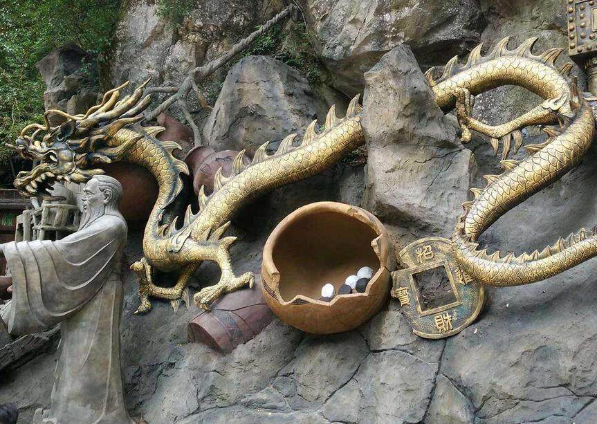 四川水泥雕塑制作注意事项