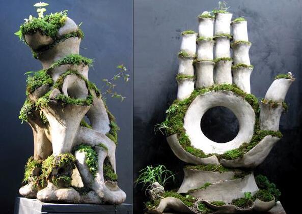 如何制作四川水泥雕塑?