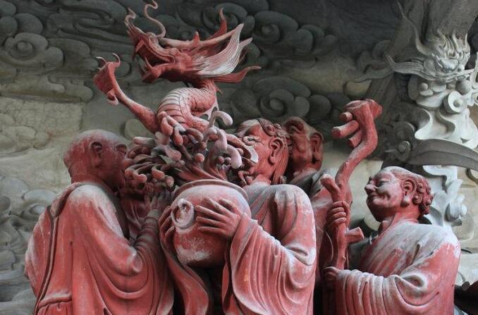 四川水泥雕塑施工