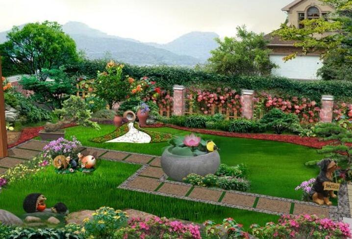 四川庭院景观设计