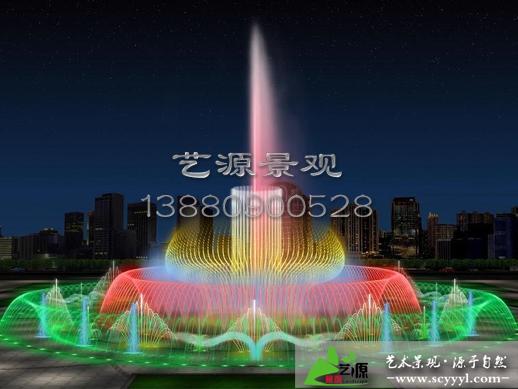 艺源景观喷泉景观制作