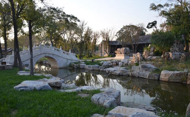 四川园林景观施工