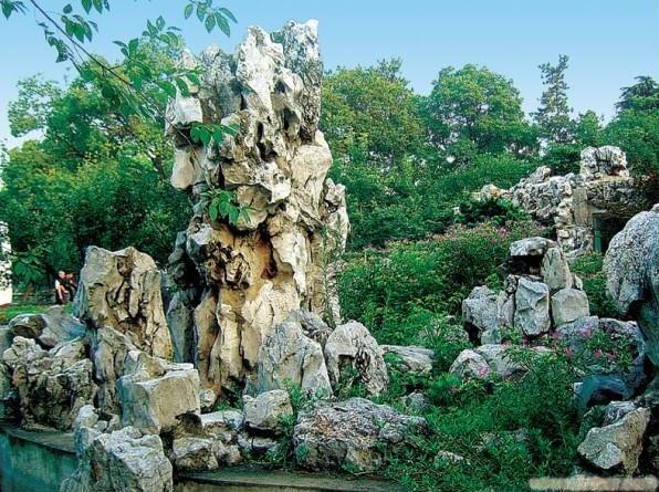 四川园林景观