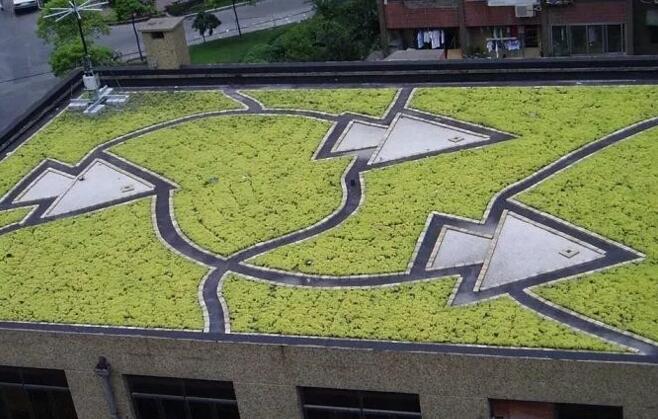 四川屋顶绿化