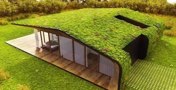 四川屋顶绿化施工