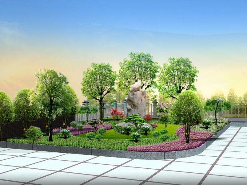 四川园林景观制作