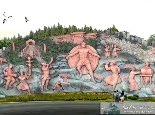 四川浮雕制作