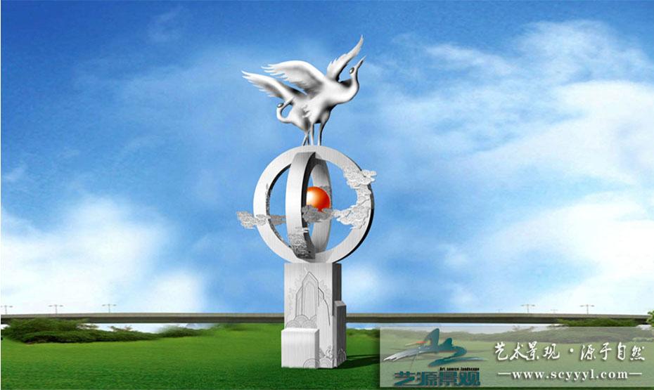 四川城市雕塑