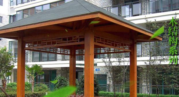 四川木结构建筑,让你回归质朴生活!