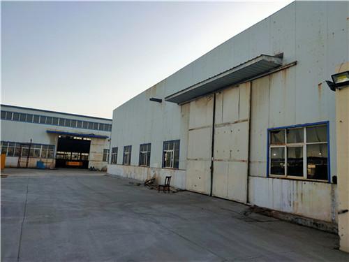 江苏电动平车生产厂区
