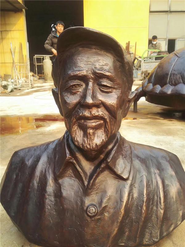 河南铜雕制作