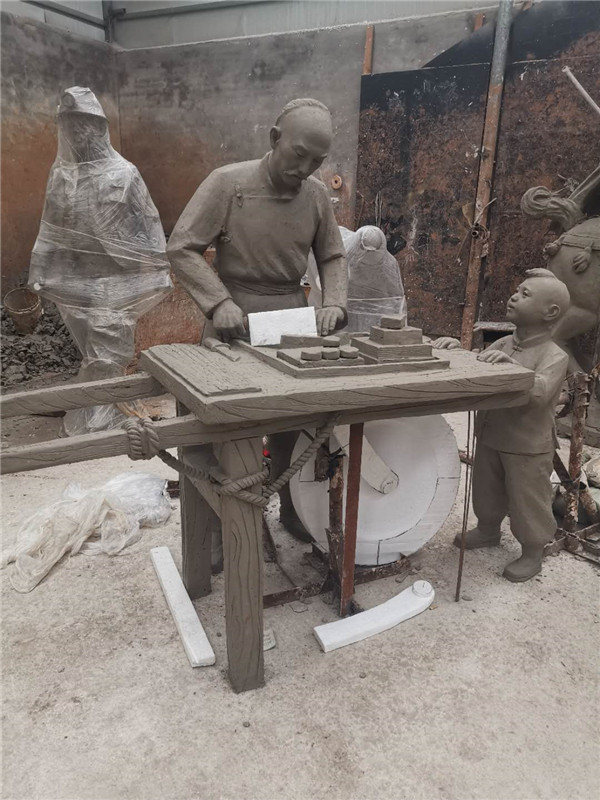 河南铜雕设计