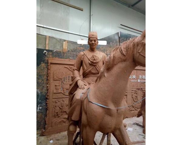 河南铜雕作品展示