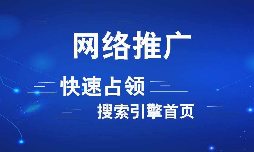 银川网站推广公司