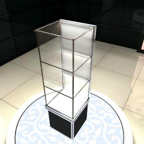 定制珠宝展示柜台
