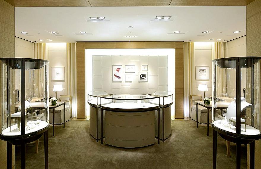 兰州珠宝展柜厂家