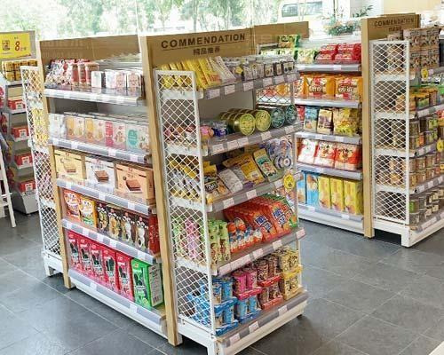 兰州超市货架,兰州钢木货架,兰州货架厂