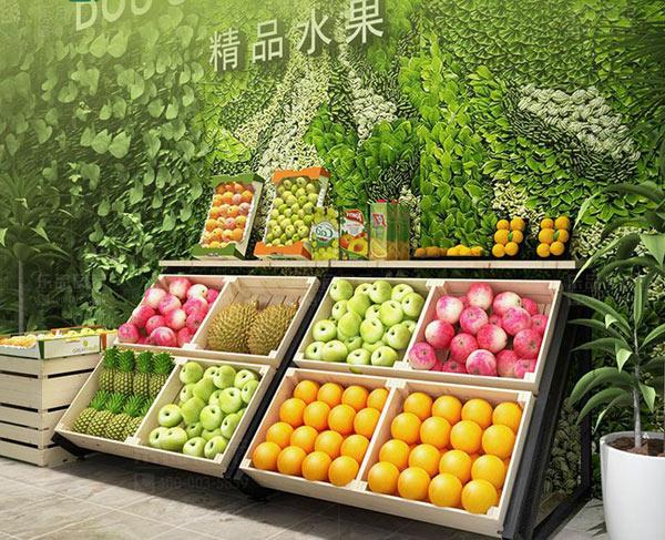 兰州水果货架