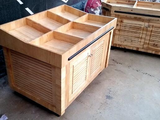 兰州钢木货架