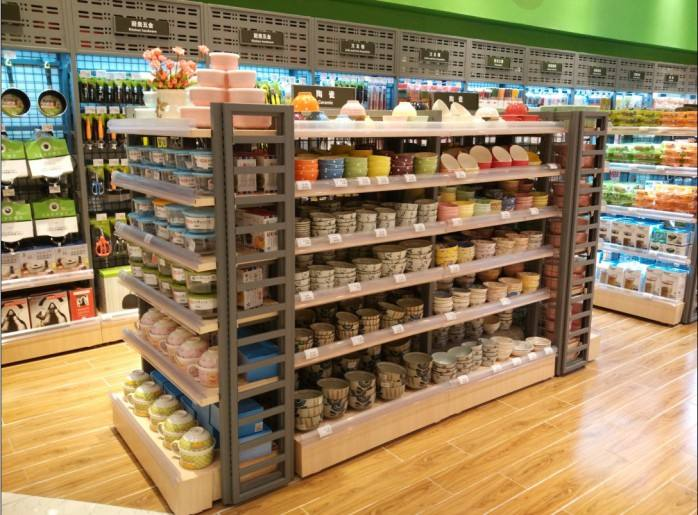 兰州精品超市货架厂家