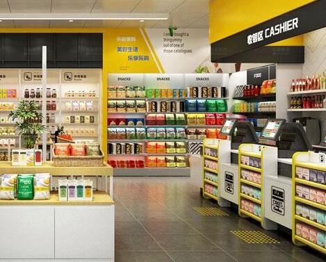 现在的超市里使用的货架具有的特点具体都是一些什么呢?
