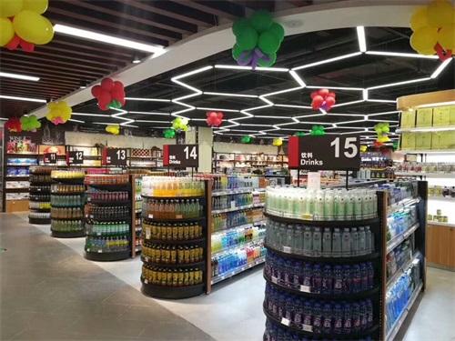 兰州精品超市货架