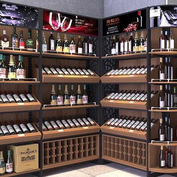 兰州实木红酒柜