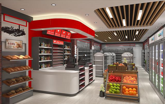 除了超市货架,仓储货架的摆放也是需要技巧的加持的