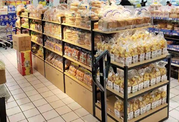 超市货架的作用,可以带来哪些方面的提升