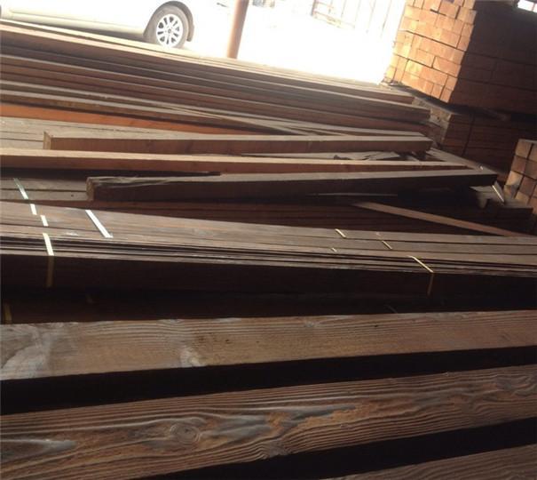 西安炭化木厂家