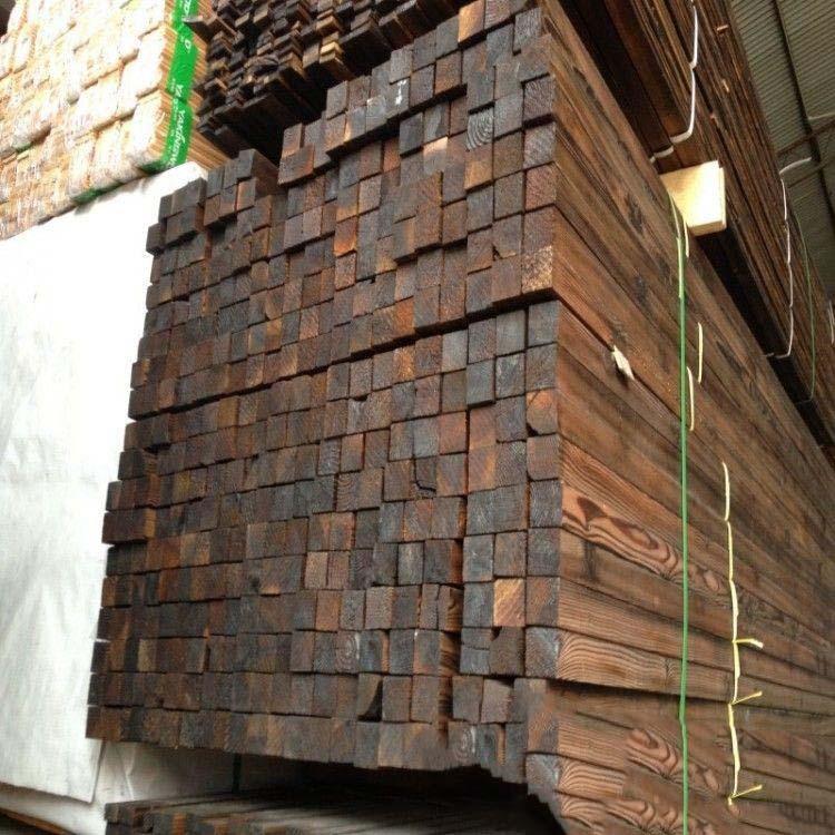 炭化木价格