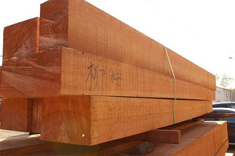 柳桉木厂家