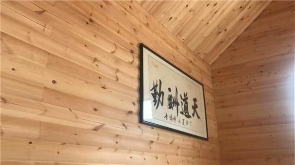 西安防腐木施工