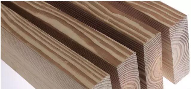小编向你讲解表面炭化木和深度炭化木的区别有哪些?