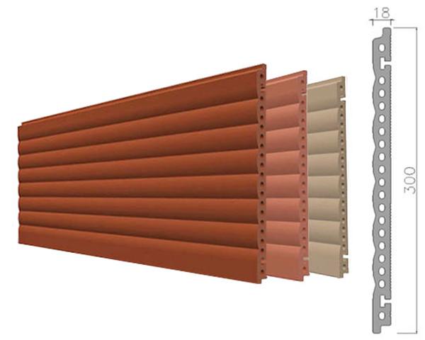 关于郑州陶板幕墙的类型和特点,请查收一下