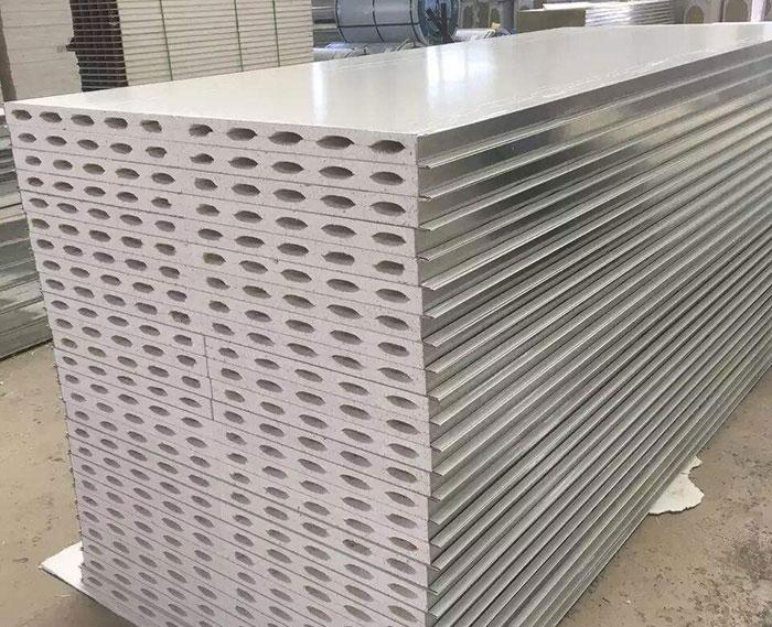 净化板和彩钢板有什么区别?听豫新彩钢怎么来解读